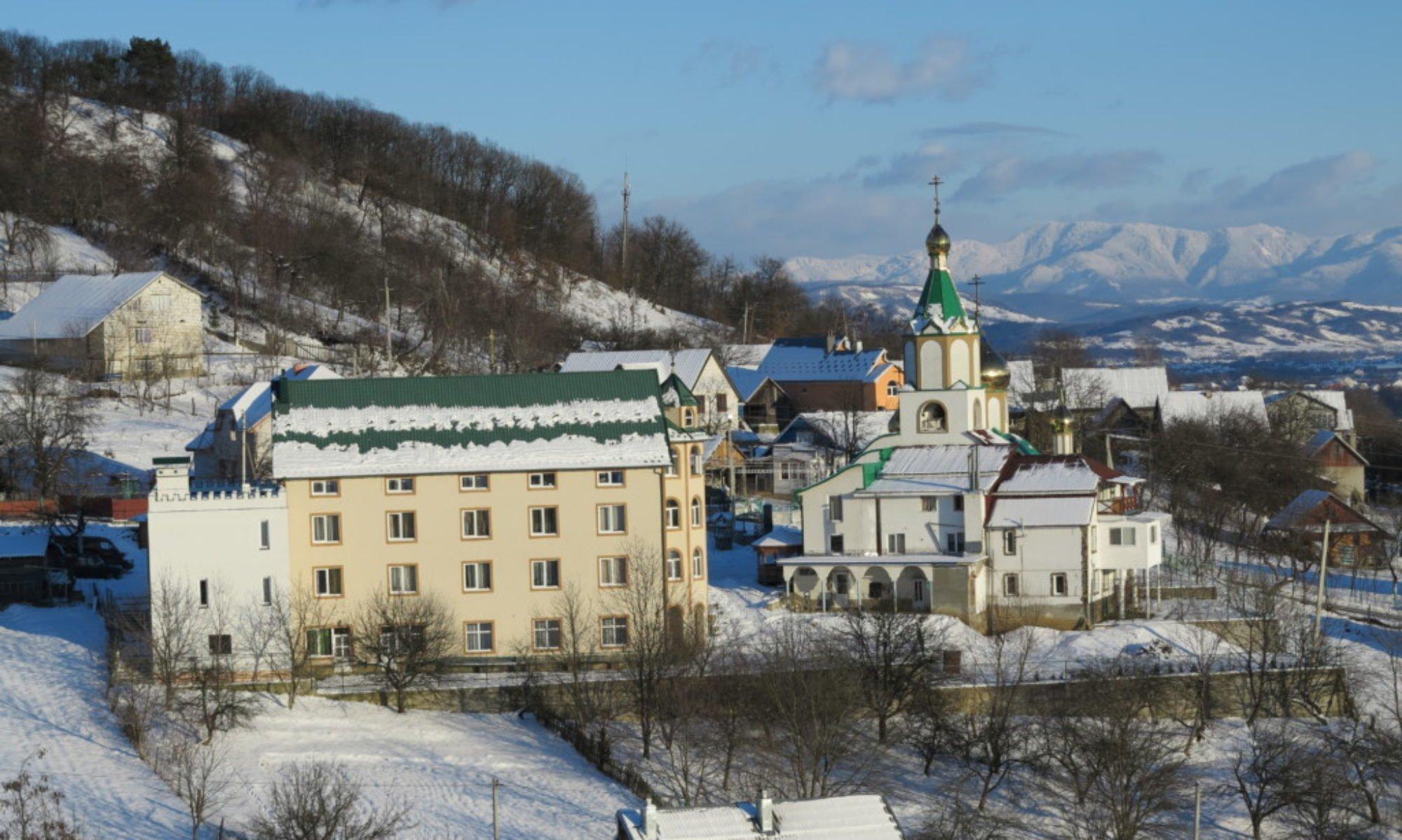 Грушівський Архангела Михаїла чоловічий монастир